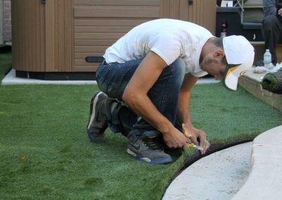 turf installs